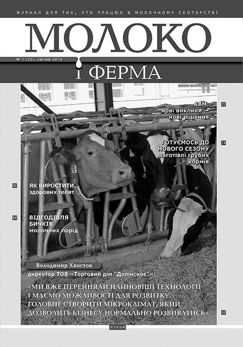 Молоко і ферма