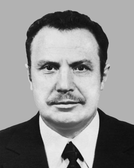 Молчанов Євген Федорович