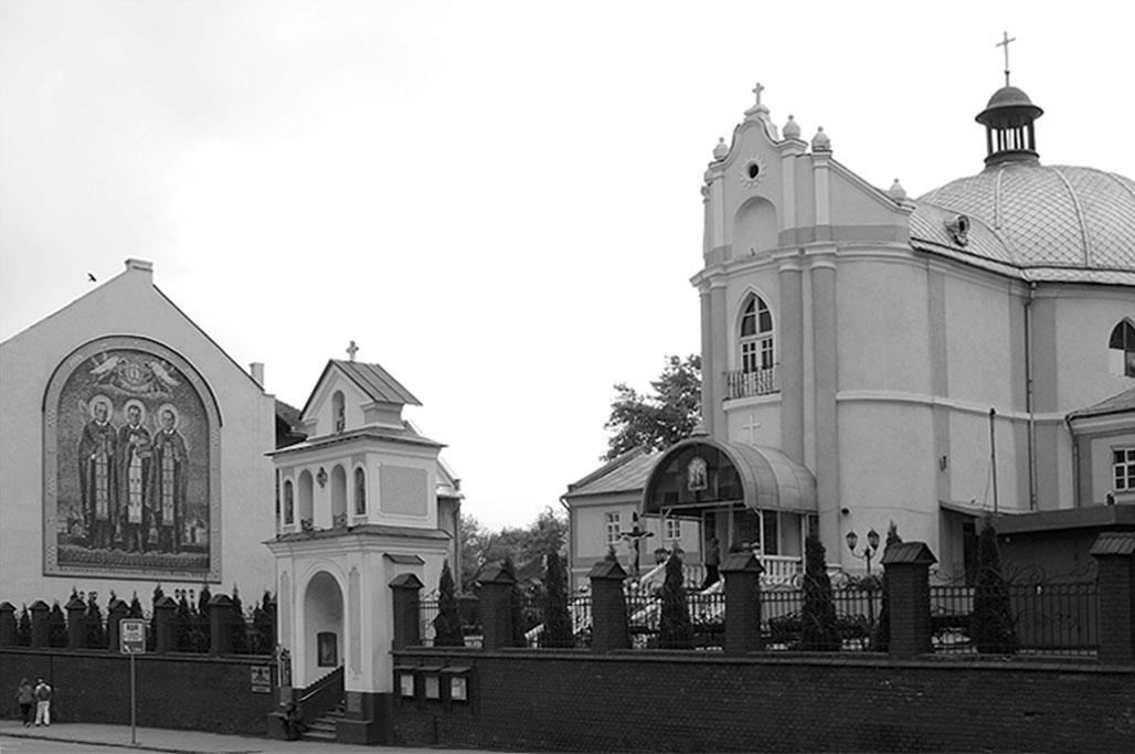 Монастир святих апостолів Петра і Павла ЧСВВ