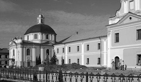 Монастир святого Юрія ЧСВВ