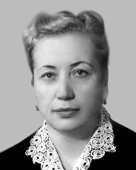 Валуєва Тамара Косьмівна