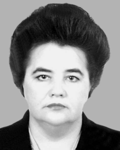Валуцина Валентина Михайлівна