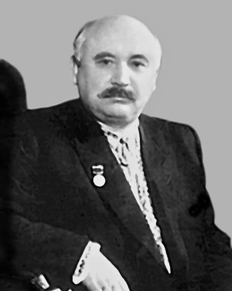 Верьовка Григорій Гурійович