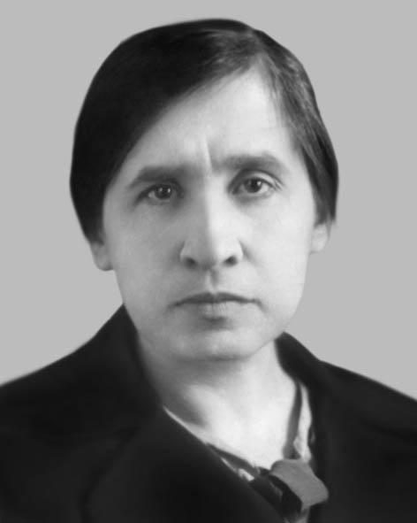 Веселовська Зінаїда Миколаївна