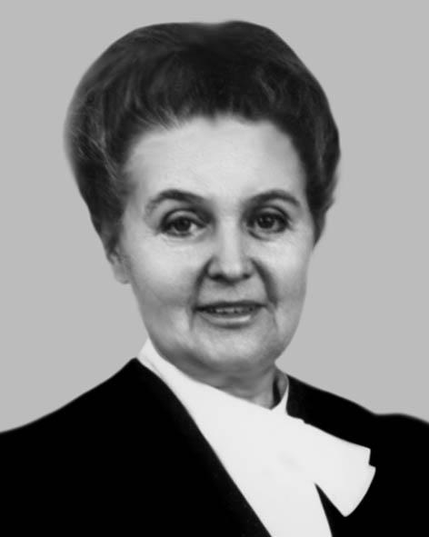 Виродова-Готьє Валентина  Гаврилівна