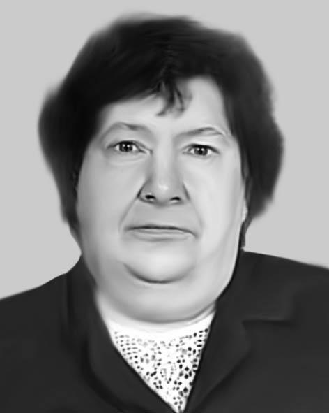 Вишневська Надія Олександрівна