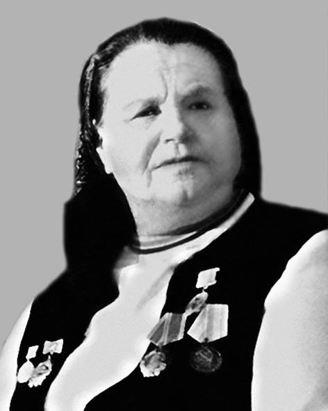 Візичканич Гафія Петрівна
