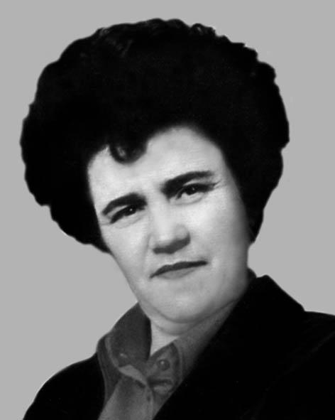 Вінтоняк Ганна Григорівна