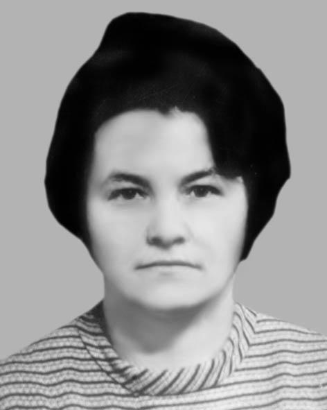 Влох Ірина  Йосипівна