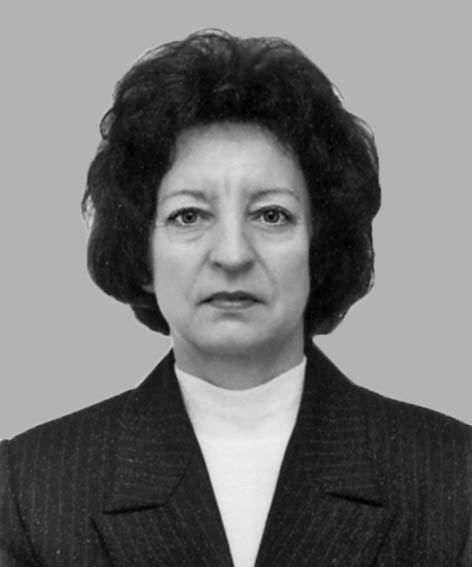 Алексєєва Тетяна Трохимівна
