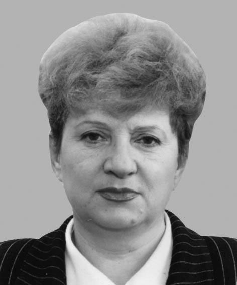 Бурдяк Віра Іванівна