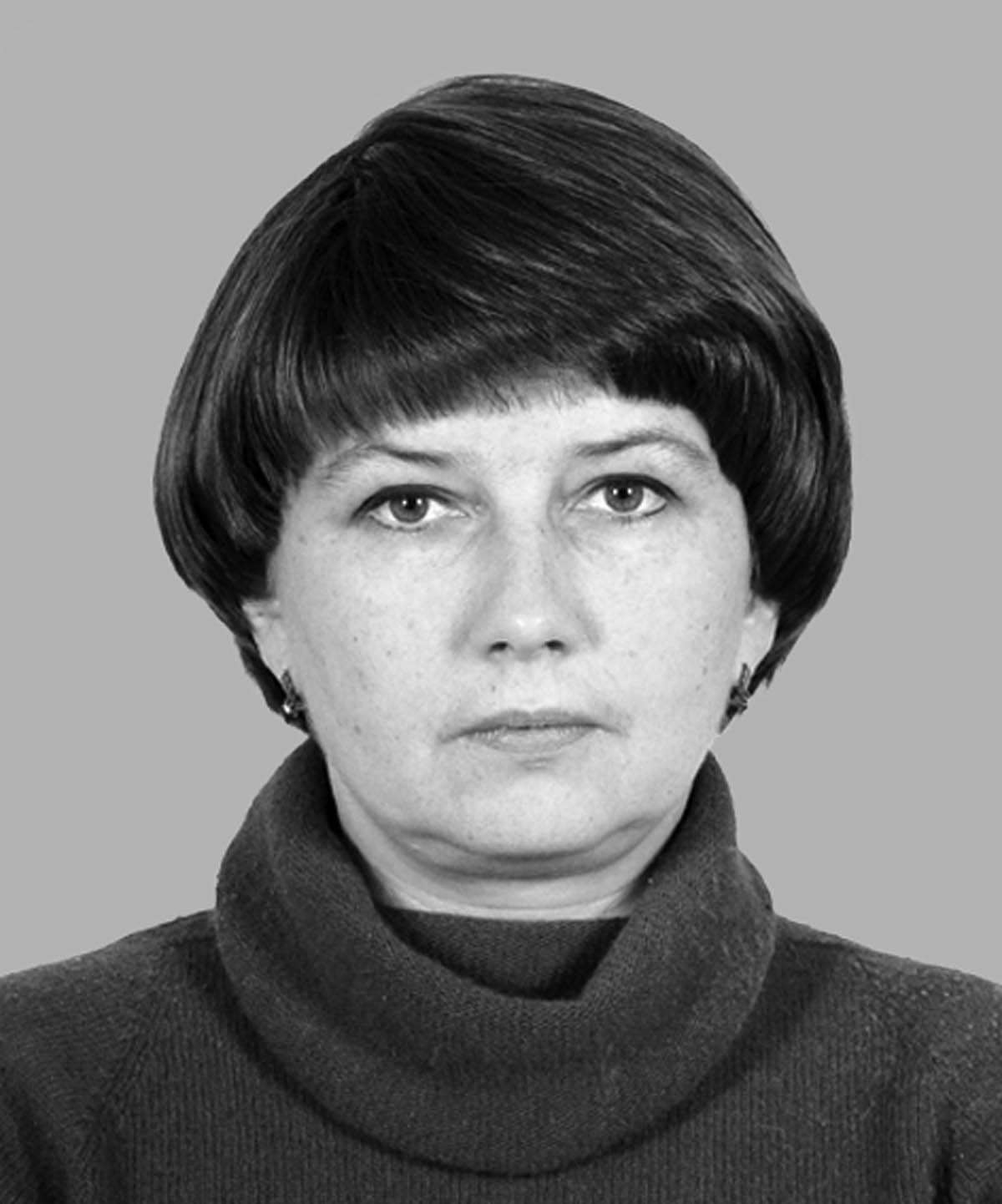 Веселовська Ганна Іванівна